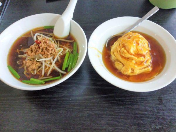 【ランチ・中華料理】麺飯セット