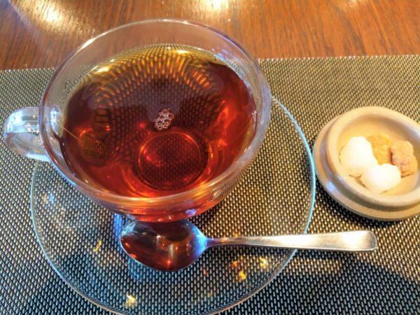 【フレンチ・ランチ】アルケミスト 紅茶