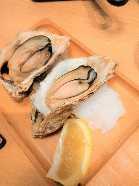 【ビア&グリル】グリオマン 牡蠣