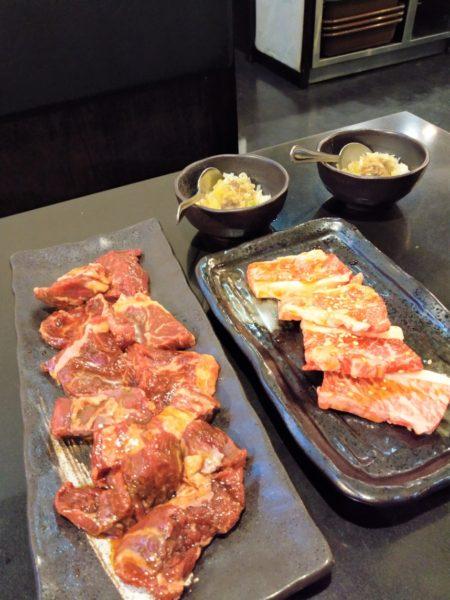 花より肉(焼肉食べ歩き)   福井グルメ ランチ 居酒屋食べある記